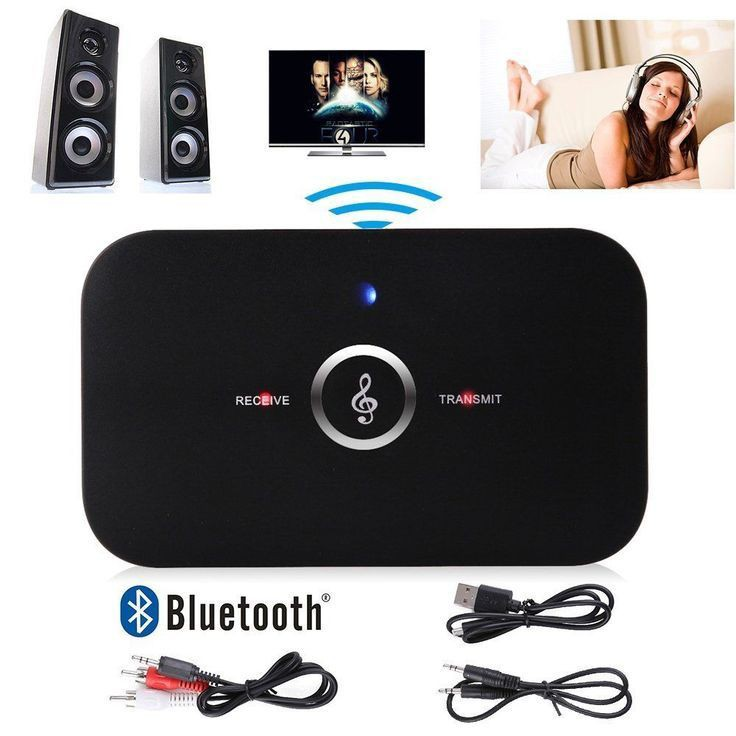 5 Best Bluetooth Transmitter And Receiver 2020 Upgraded New Version